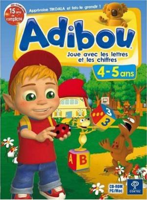 Adibou : Je Joue avec les Lettres et les Chiffres : 4-5 ans sur Mac