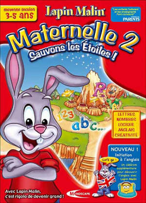 Lapin Malin : Maternelle Moyenne Section - Sauvons les Etoiles sur Mac