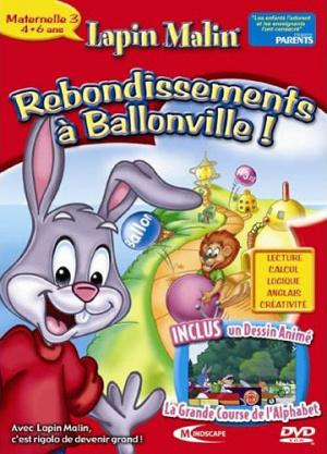 Lapin Malin : Maternelle Grande Section - Rebondissements à Ballonville sur PC
