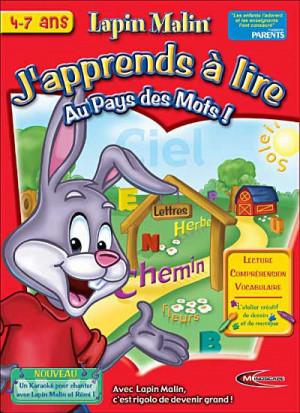 Lapin Malin : J'apprends à Lire