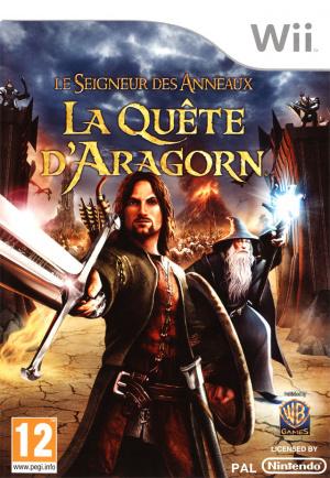 Le Seigneur des Anneaux : La Quête d'Aragorn sur Wii