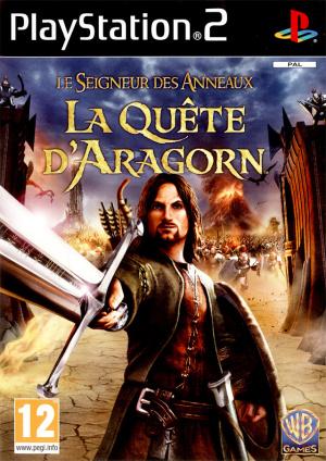 Le Seigneur des Anneaux : La Quête d'Aragorn sur PS2