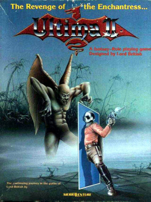 Ultima II : Revenge of the Enchantress sur PC