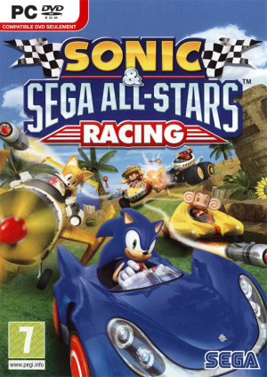 Sonic & Sega All-Stars Racing sur PC