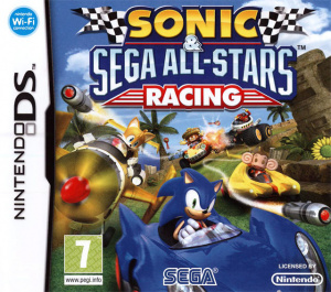 Sonic & Sega All-Stars Racing sur DS