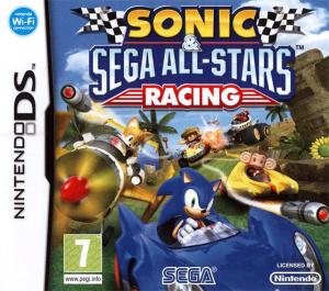 Sonic & Sega All-Stars Racing sur DS