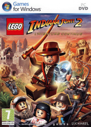 LEGO Indiana Jones 2 : L'Aventure Continue sur PC