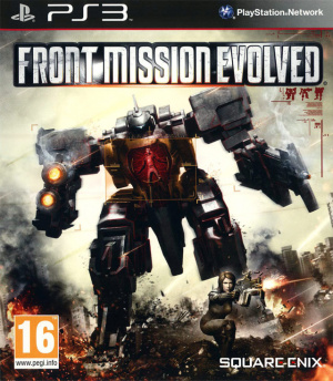 Front Mission Evolved sur PS3