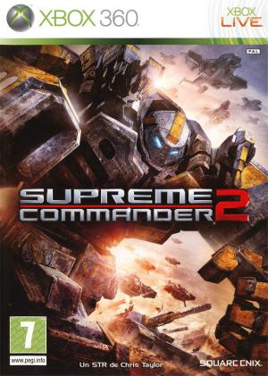 Supreme Commander 2 sur 360