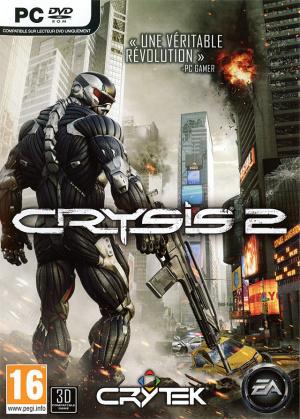 Crysis 2 sur PC