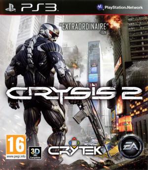 Crysis 2 sur PS3