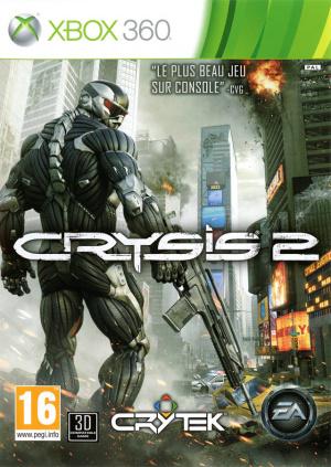Crysis 2 sur 360