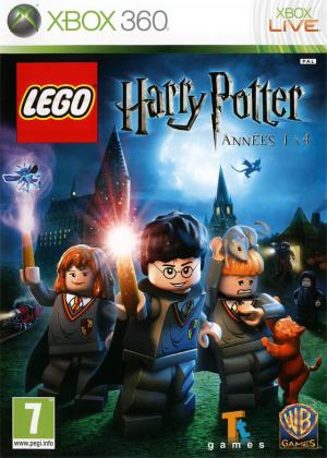 LEGO Harry Potter : Années 1 à 4 sur 360