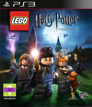 LEGO Harry Potter : Années 1 à 4 sur PS3