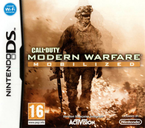 Call of Duty : Modern Warfare : Mobilized sur DS