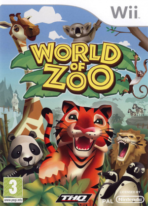World of Zoo sur Wii