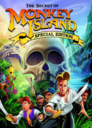The Secret of Monkey Island : Special Edition sur PC