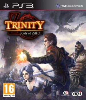 Trinity : Souls of Zill O'll sur PS3