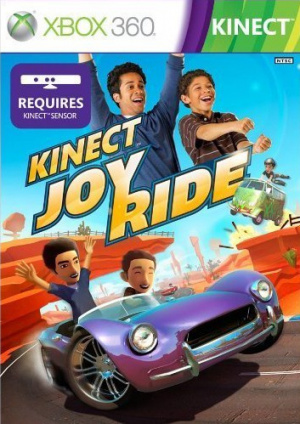Kinect Joy Ride sur 360