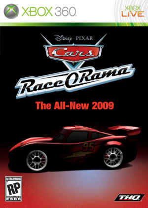 Cars Race-O-Rama sur 360