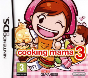 Cooking Mama 3 sur DS