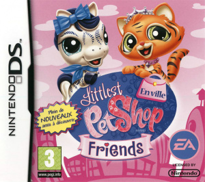 Littlest Pet Shop Friends : En Ville