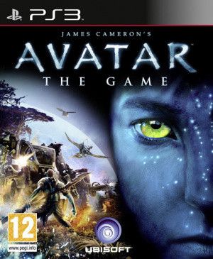 James Cameron's Avatar : The Game sur PS3