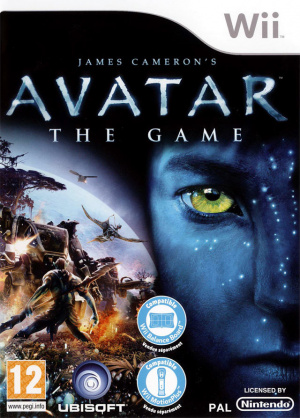 James Cameron's Avatar : The Game sur Wii