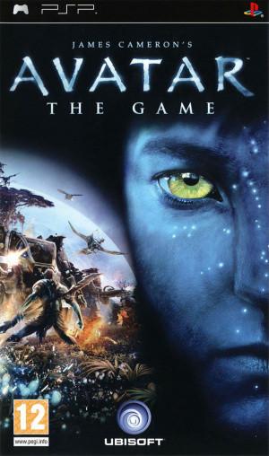 James Cameron's Avatar : The Game sur PSP