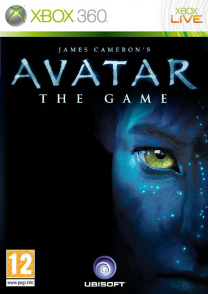 James Cameron's Avatar : The Game sur 360
