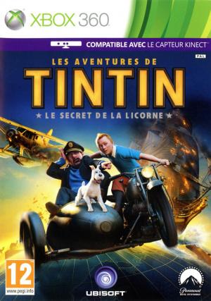 Les Aventures de Tintin : Le Secret de la Licorne sur 360