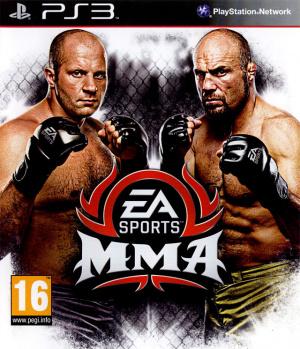 EA Sports MMA sur PS3