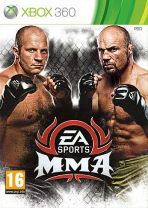 EA Sports MMA sur 360