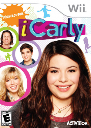 iCarly sur Wii