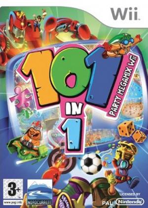 101 in 1 Games sur Wii