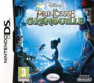 La Princesse et la Grenouille sur DS