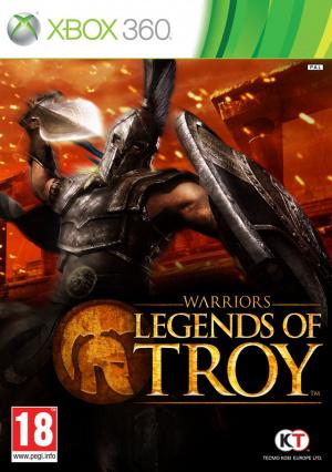 Warriors : Legends of Troy sur 360