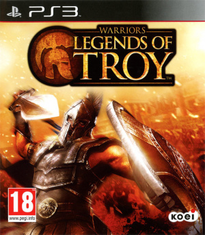 Warriors : Legends of Troy sur PS3
