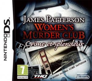 James Patterson Women's Murder Club : Crime et Splendeur sur DS