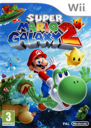 Super Mario Galaxy 2 sur Wii