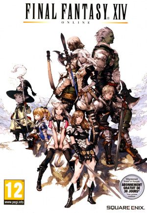 Final Fantasy XIV Online sur PC