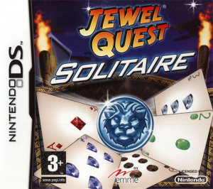 Jewel Quest Solitaire sur DS