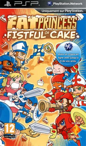 Fat Princess : Fistful of Cake sur PSP