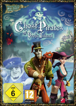 Ghost Pirates of Vooju Island sur PC