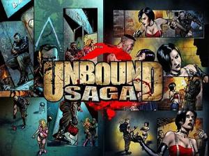 Unbound Saga sur PSP
