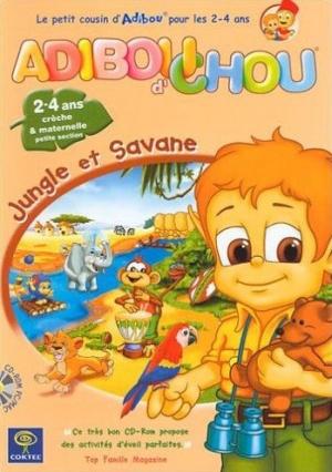 Adiboud'Chou Jungle et Savane sur PC