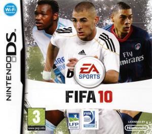 FIFA 10 sur DS