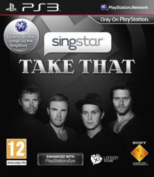 Singstar Take That sur PS3