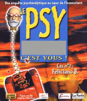 Le Psy, C'est Vous ! Cas n°2 : Feliciano B. sur Mac