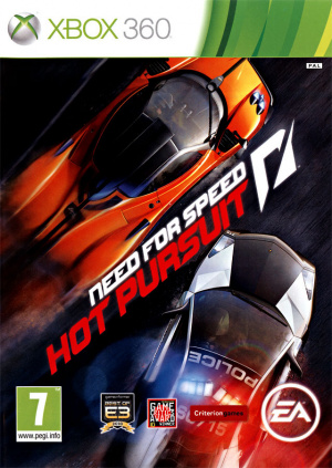 need for speed hot pursuit sur xbox 360. Black Bedroom Furniture Sets. Home Design Ideas